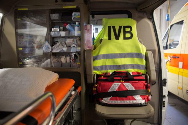 patiententransport krankentransport ivb liegend