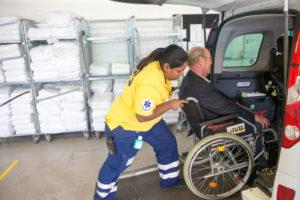 patiententransport krankentransport ivb sitzend