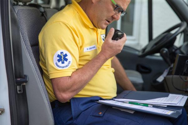 patiententransport krankentransport ivb Kommunikation