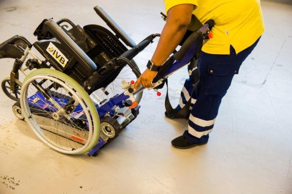 patiententransport krankentransport ivb treppenraupe